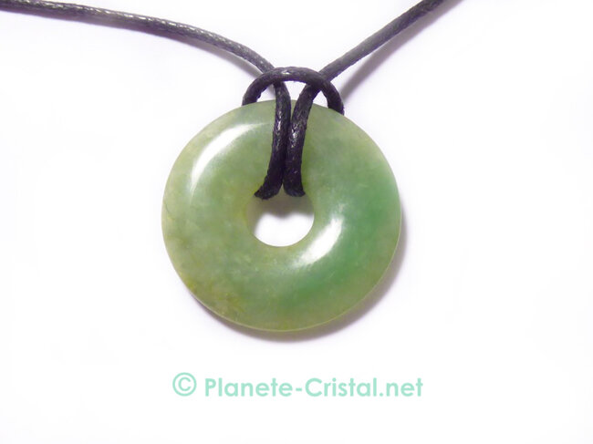 la meilleure attitude 6f31c 99a79 Pendentif jade jadéite vert